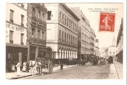 Paris - Rue De Bercy - Le Magasin à Fourrages - Arrondissement: 12