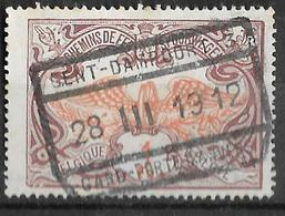 _7TE-875: N° TR41: GENT-DAMPOORT 3 // GAND - PORTE D'ANVERS - Chemins De Fer