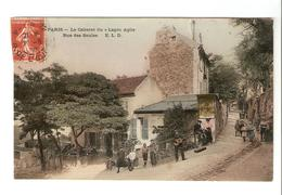 Paris - (Vieux Montmartre) - Le Cabaret Du Lapin Agile - Rue Des Saules - Arrondissement: 18