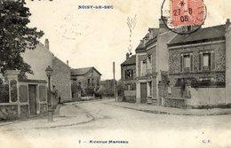 93 NOISY-LE-SEC - Avenue Marceau - (éditeur C.P. N° 2) - Noisy Le Sec