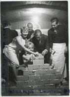 - Photo De Presse - Original - PAOLA, Vera VALMONT, Philippe LEMAIRE, Serge LIFAR, 09-03-1961, Garden Club, TBE, Scans. - Famous People