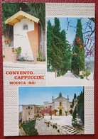 MODICA (Ragusa) - CONVENTO CAPPUCCINI Nv - Modica