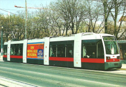TRAM * TRAMWAY * RAIL * RAILWAY * RAILROAD * VIENNA * AUSTRIA * AUSTRIAN * ABORIGINAL ART * Top Card 0204 * Hungary - Tramways
