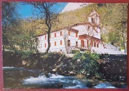 MONTEFORTINO (ASCOLI PICENO) - SANTUARIO MADONNA DELL'AMBRO - Vg - Ascoli Piceno