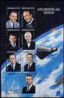 Nicaragua 2000 -  Space Exploration - 1 Sheet - Nicaragua