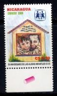 Nicaragua 2001 -  SOS Children's Villages 50th Anniversary - House - Nicaragua