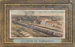 80 - MIRAUMONT - Souvenir - Autres Communes