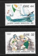 IRLANDE 1992 JO  YVERT N°785/86  NEUF MNH** - Summer 1992: Barcelona