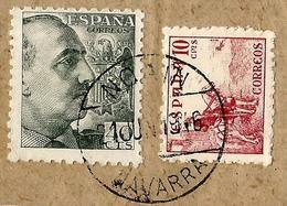 RARO MATASELLOS - NOAIN - NAVARRA - Machine Stamps (ATM)