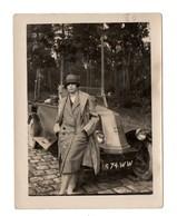 """PHOTO . """" BELLE """" & BELLE AUTOMOBILE - Réf. N°8468 - - Automobiles"""