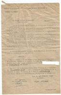COMMUNE DE MONFLANQUIN : AVIS DE RECHERCHE - 1939-45