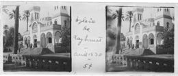 057 PP ALGERIE LAGHOUAT - L'Eglise Avril 1930 - Plaques De Verre