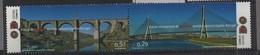 LOT 674 - ESPAGNE N° 3863/3864 **  - PONTS - Bridges