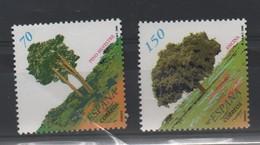 LOT 674 - ESPAGNE N° 3282/3283 **  - ARBRES - Trees