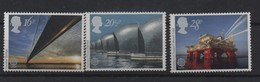 LOT 674 - GRANDE BRETAGNE N° 1091/1093  ** - EUROPA : PONTS - ARCHITECTURE - Europa-CEPT