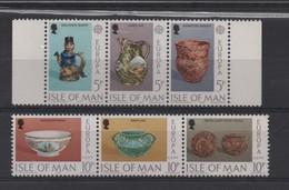 LOT 674 - MAN  N° 75/80  ** -  EUROPA 1978 - ART :  POTERIES - Europa-CEPT