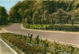02 La Fère, Les Promenades, Carte Pas Très Courante - France