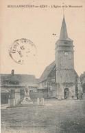80 - BOUILLANCOURT EN SERY - L' Eglise Et Le Monument - Autres Communes