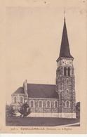 80 - COULLEMELLE - L' Eglise - Autres Communes