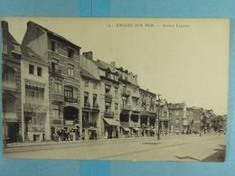 Knocke-sur-Mer  Avenue Lippens - Knokke