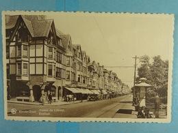 Knocke Zoute Avenue Du Littoral - Knokke