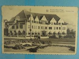 Knocke Albert Plage Normandy Hotel - Knokke