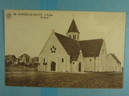 Knocke-le-Zoute L'Eglise De Kerk - Knokke