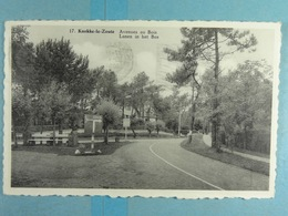 Knocke-le-Zoute Avenues Au Bois - Knokke