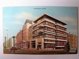 UNITED KINGDOM - ENGLAND - SUSSEX - EASTBOURNE - Cavendish Hotel - 1970 - Eastbourne