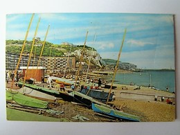 UNITED KINGDOM - ENGLAND - KENT - DOVER - The Beach - 1967 - Dover
