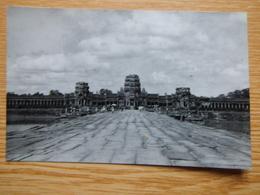 Siemreap Angkor Le Temple Vers 1950 - Cambodge
