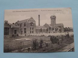 Ecole Natinale Professionelle D'Armentières - Façade (.......Lavallois) Anno 1928 ( Voir Photo Svp ) ! - Armentieres
