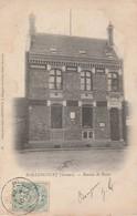 80 -  HALLENCOURT - Bureau De Postes - Autres Communes