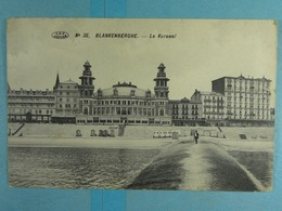 Blankenberghe Le Kursaal - Blankenberge