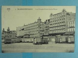 Blankenberghe Les Grands Hôtels De La Digue - Blankenberge