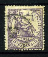 2313- España Nº 144 - 1872-73 Reino: Amadeo I