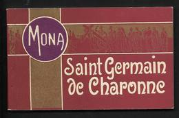 Saint Germain De Charonne Carnet Complet De 12 Cartes CPA MONA Paris XXème - Distrito: 20