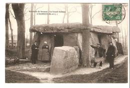 Environs De Saumur - Le Grand Dolmen à Bagneux 1911 - France