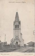 80 - PROYART - L' Eglise - Autres Communes