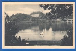 Deutschland; Zwickau; Schwanenteich; Konzerthaus; 1945 - Zwickau