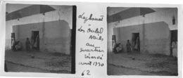 062 PP ALGERIE LAGHOUAT Les Ouled Naïls Au Quartier Réservé - Avril 1930 - Glass Slides
