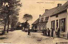 PONT -d'OYE  - Avenue De La GARE  (carte Défectueuse) - France