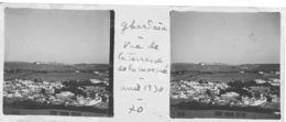 070 PP ALGERIE GHARDAÏA Vue De La Terrasse De La Mosquée Avril 1930 - Glass Slides