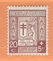 COB 241  (MNH) - Belgique