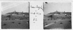 072 PP ALGERIE BENI-ISGUEN Avril 1930 - Glass Slides