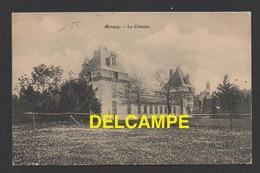 DD / 17 CHARENTE MARITIME / SAINT-PIERRE-DE-L' ISLE / LE CHÂTEAU DE MORNAY / CIRCULÉE EN 1910 - Other Municipalities