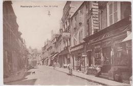 CARTE POSTALE   MONTARGIS 45  Rue De Loing - Montargis