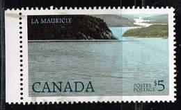 Kanada 1986, Michel# 991 O     Definitives 1979-86 (National Parks) - 1952-.... Reign Of Elizabeth II