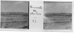 083 PP ALGERIE La Cuvette De GHARDAÏA  Avril 1930 - Glass Slides