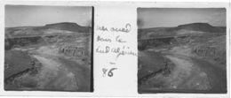 086 PP ALGERIE Un Oued Dans Le Sud Algérien Avril 1930 - Glass Slides